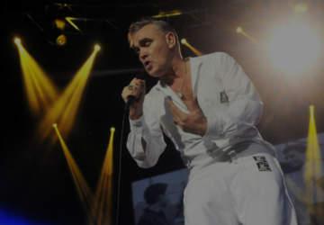 Estos son los hits que podrían sonar en los conciertos de Morrissey en Chile