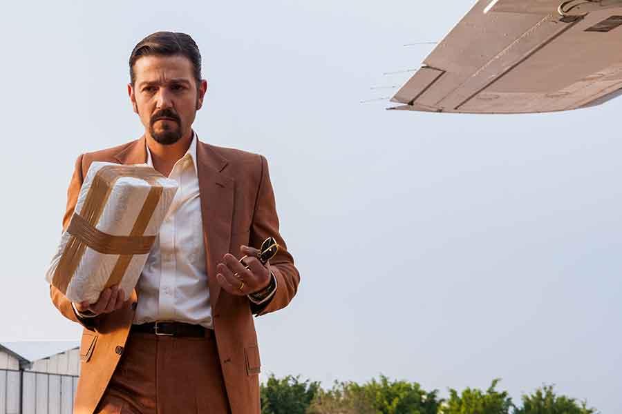 series Netflix 2018 segunda temporada de Narcos México