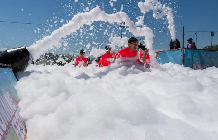 Running Festival, la entretenida carrera que llegará al Parque Bicentenario