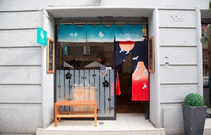 Sakumu, la pastelería japonesa que acaba de instalarse en Lastarria