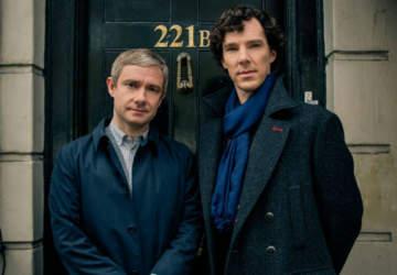 Sherlock Mejores series de Netflix