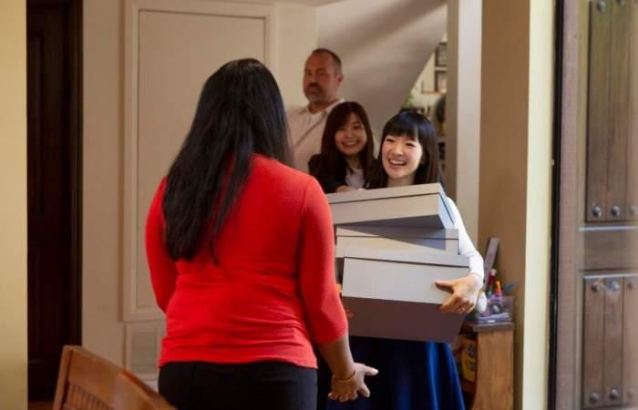 Marie Kondo: la gurú japonesa del orden que llegó a Netflix