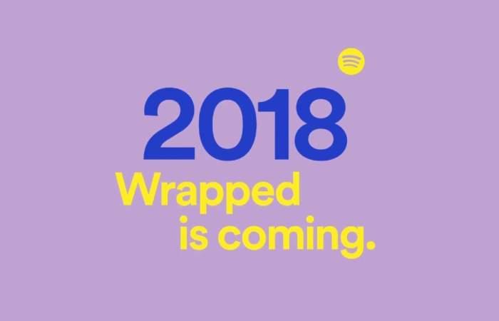 Ya está disponible la playlist Spotify con lo que más escuchaste en 2018