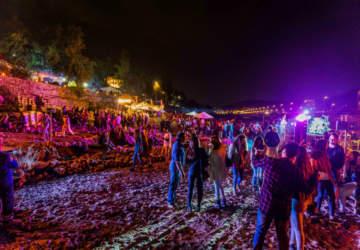 playa la carmela rio mapocho 2018