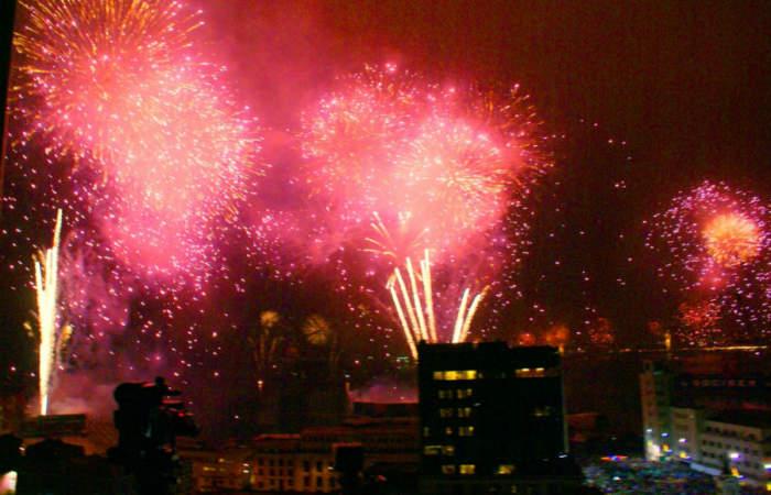 Los hoteles de Valparaíso con buenas opciones para celebrar el Año Nuevo