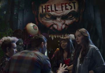 pelicula Hell Fest: Juegos Diabólicos