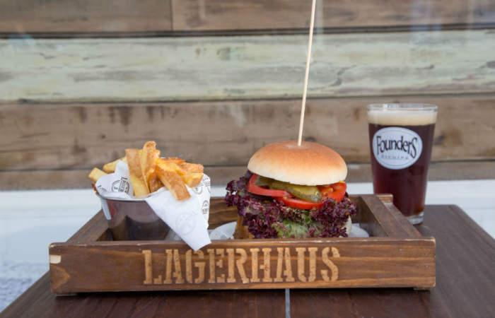 Abre Lagerhaus, el bar con más cervezas de barril de todo Chile