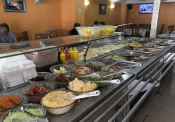 Fuzhou: Un buffet de comida china en pleno barrio Meiggs