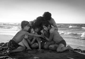 películas de Netflix nominadas al Oscar Roma
