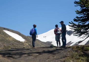 Una guía con 10 de los trekking más populares de Chile