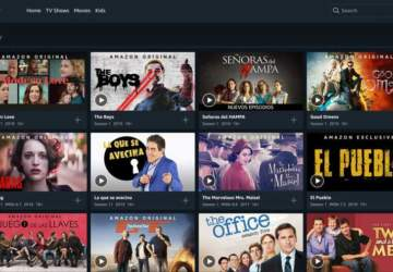 Amazon Prime Video: cómo acceder a la plataforma de streaming que está pegando en Chile