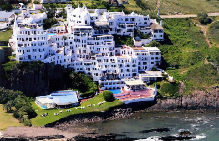 Los 5 hoteles más exóticos de Sudamérica