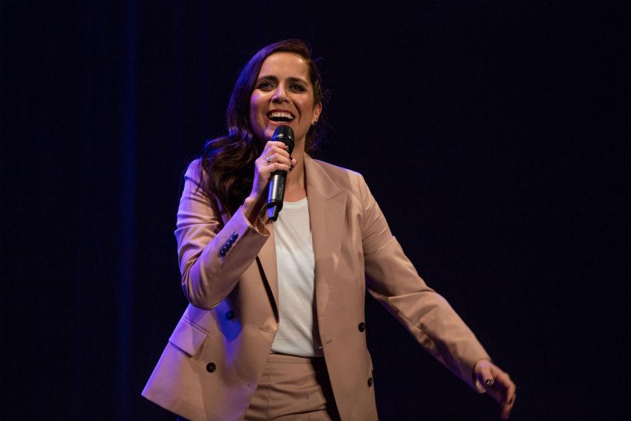 Los detalles del show de Natalia Valdebenito en el Teatro Caupolicán