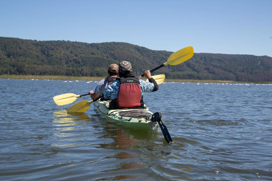 Kayak 3 Ríos