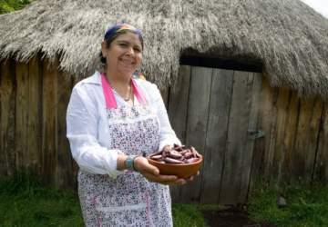 Dos rucas en Pucón para conocer la gastronomía y tradiciones mapuche