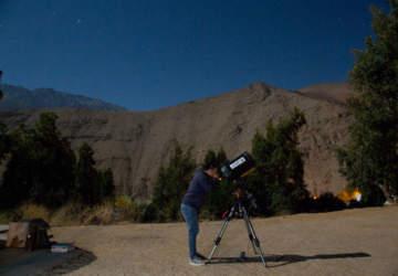 5 lugares ideales para ver las estrellas en el Valle del Elqui