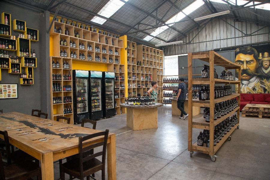 Depósito Cervecero de Zapata