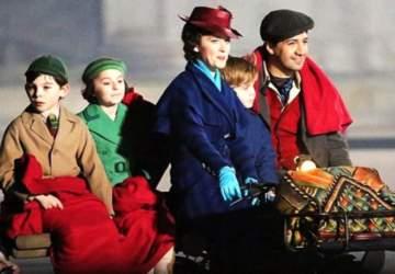 El regreso de Mary Poppins: Disney, a la sombra de la propia historia