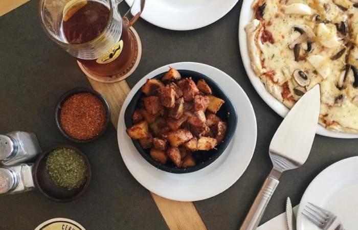 Casa Vecchia: Menús italianos por $ 4.500 cerca de la estación Plaza Egaña