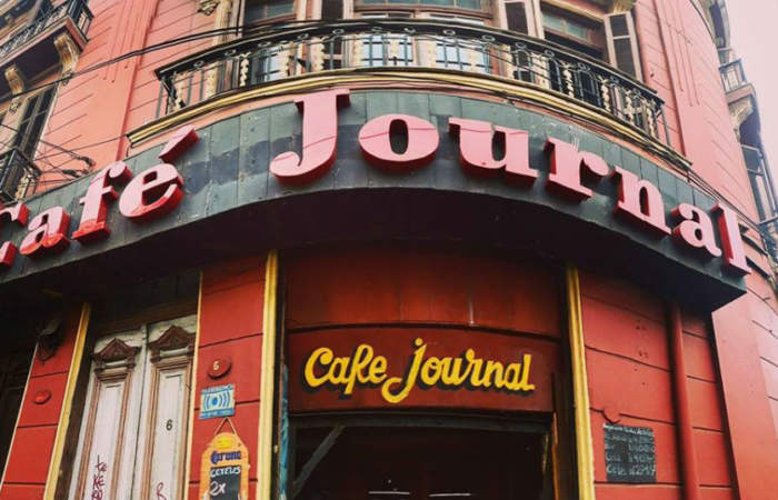 Café Journal, el clásico bar de Viña del Mar que nunca pasa de moda