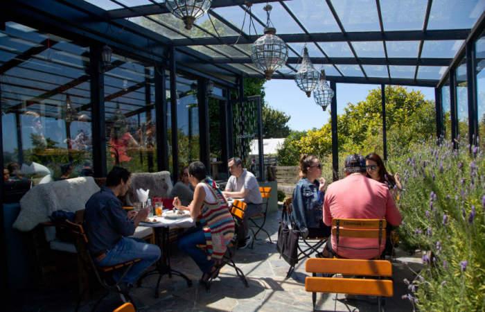 El Humedal Casa-Cocina, los mejores platos de autor frente al Lago Llanquihue