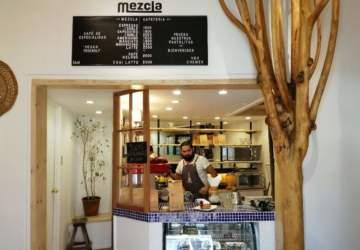 Mezcla Cafetería: El rincón más acogedor del barrio Bellavista