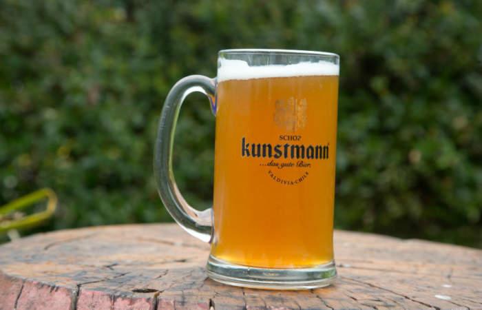 La Cervecería Kunstmann tiene el tour más refrescante de Valdivia