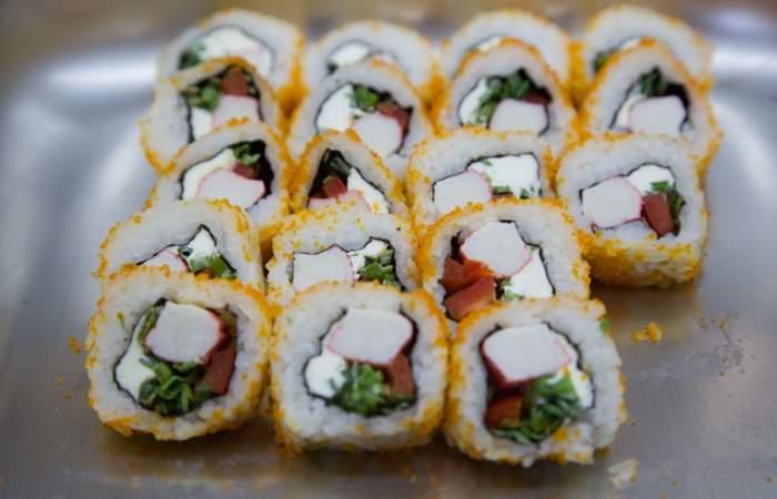 Sushi Buffet Brasil: El tenedor libre de sushi de barrio Brasil