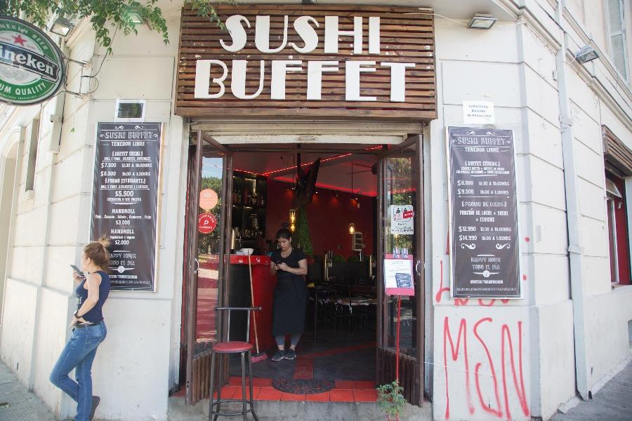 Sushi Buffet Brasil