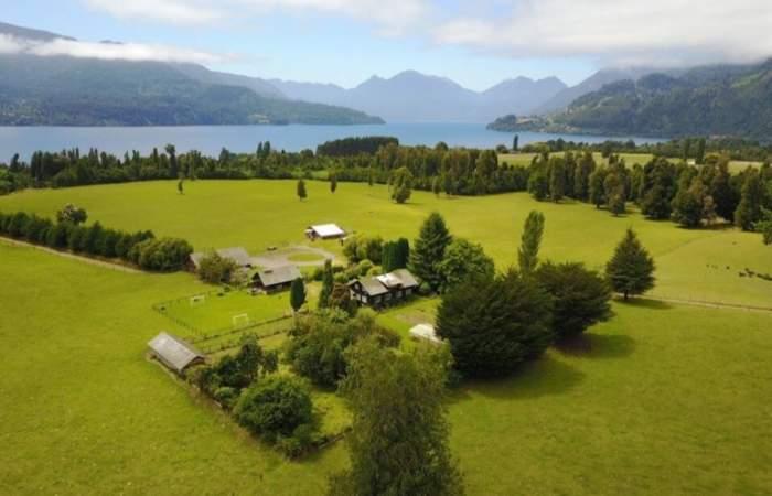 El increíble fundo en el sur de Chile que puedes arrendar con Airbnb