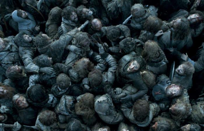 Los 7 mejores capítulos de Game of Thrones (según IMDB)