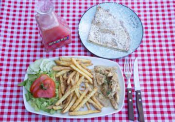 La Picá Francesa: un menú francés por $ 3.900 en el barrio Bellavista