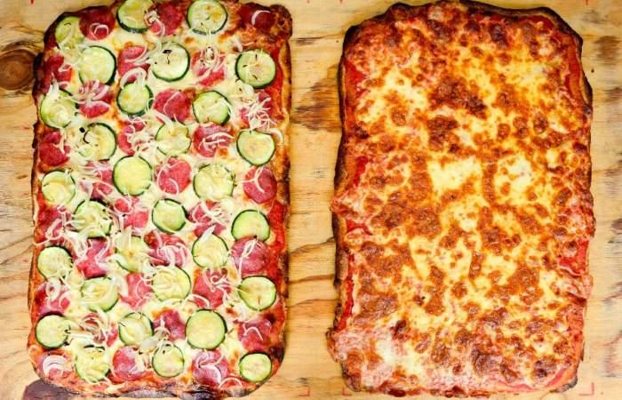 5 lugares para comer pizza por trozo