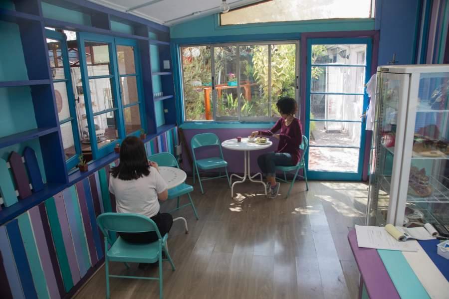 Cafetería Naranjo en Flor