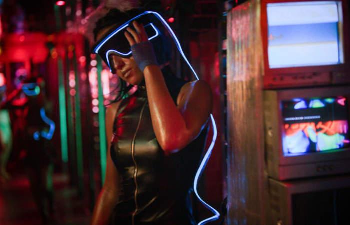 Osmosis, la nueva serie estilo Black Mirror de Netflix