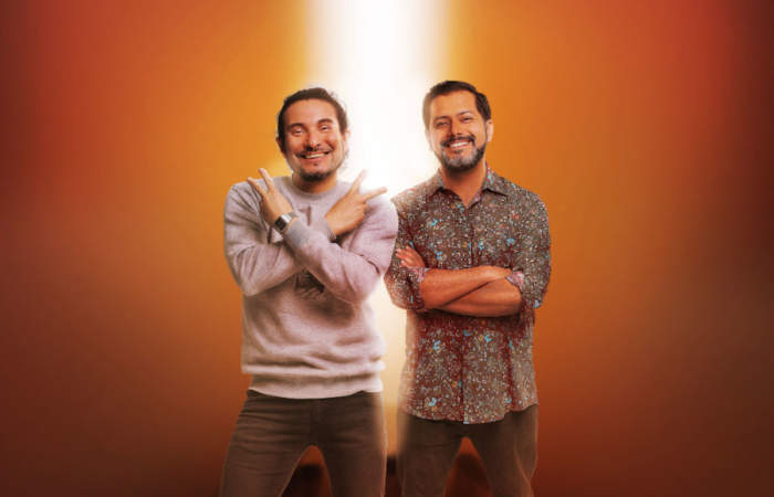 Concurso: ¡Gana entradas dobles para ver a Felipe Avello y Pedro Ruminot en Enjoy Santiago!