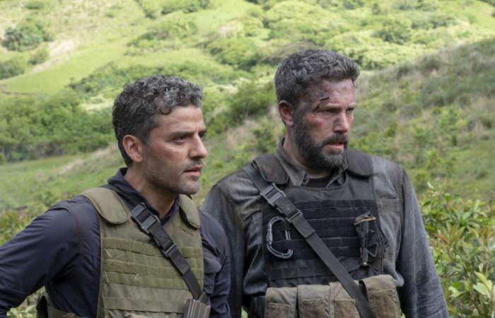 Así es Triple Frontera, la destructiva película de Netflix protagonizada por Ben Affleck y Oscar Isaac