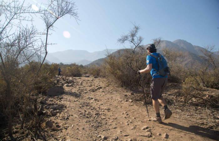 Para quienes extrañan el trekking: el Parque Aguas de Ramón reabre sus puertas