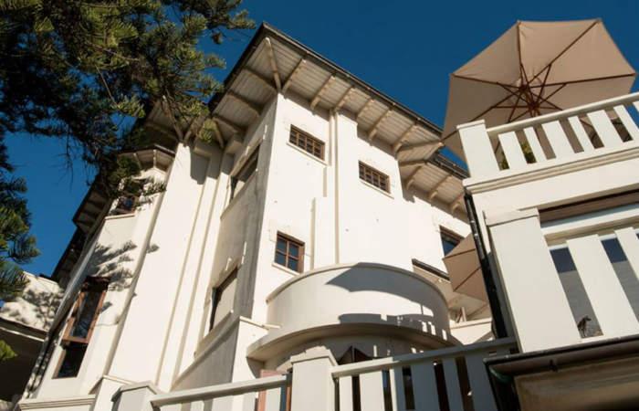 Casa Higueras, el hotel ideal para relajarse, comer bien y disfrutar de Valparaíso