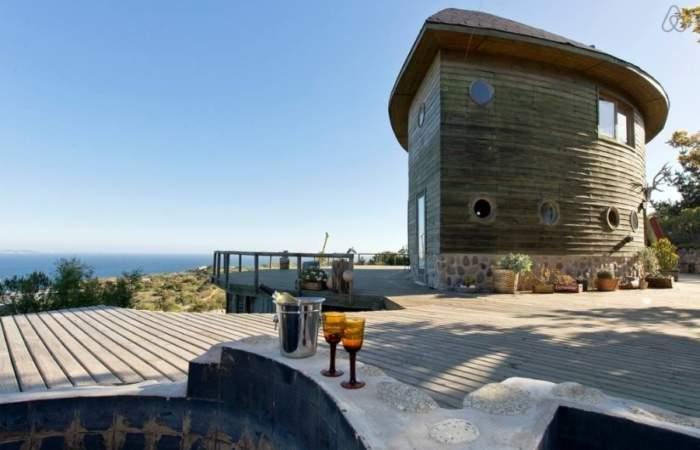 Airbnb: La increíble casa/bote que puedes arrendar en la V Región