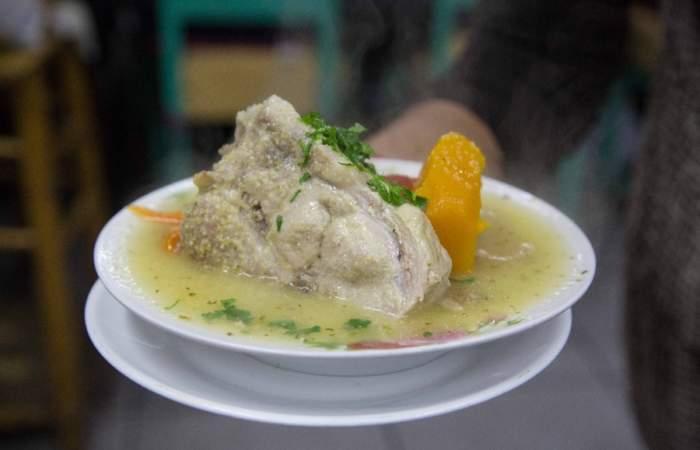 Grandioso Caballo de Palo: la picada con más de 100 años y platos típicos a $6.000