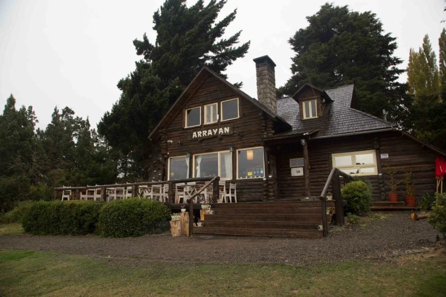 Casa del té Arrayán