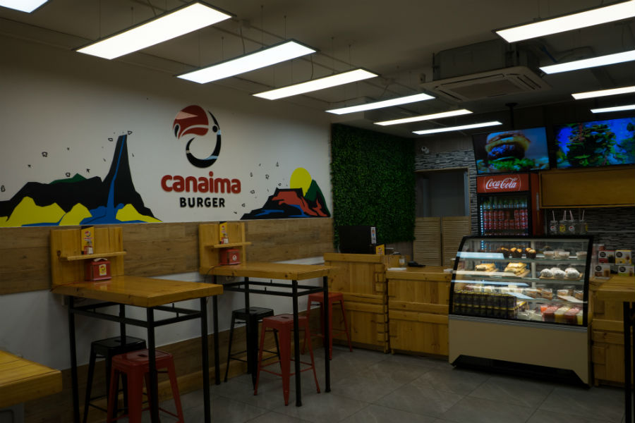 Canaima Burger