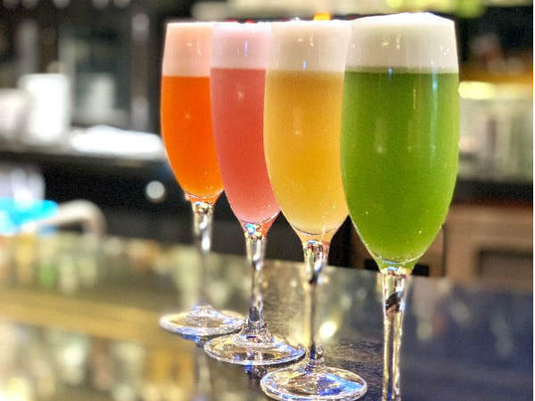 Icon Hotel y su happy hour con ocho variedades de sour