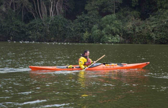 Parque Tricao, el desconocido pulmón verde con rutas de trekking, bici y kayak