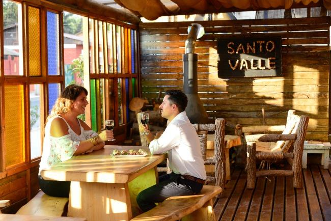 Santo Valle