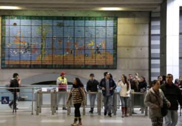 Día del Patrimonio en Metro