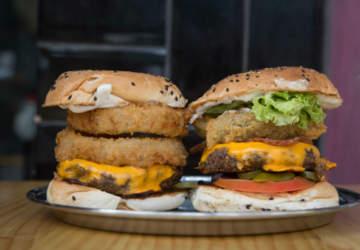 Vurger Joint: Las hamburguesas veganas más ricas de Providencia
