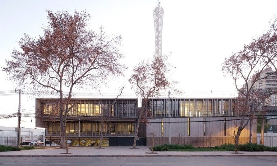 Edificio de la ONEMI