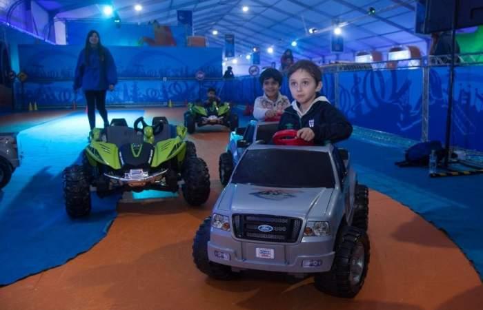 Para fans de los juguetes con cuatro ruedas: Llega al Estadio Nacional El Festival de los Autitos